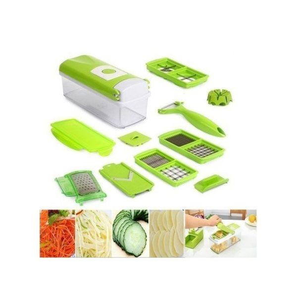 coupe légume genius nicer dicer magic cube;découpe légumes; découpe légume cuisine