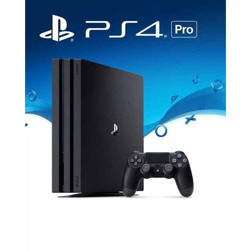sony playstation ps4 console