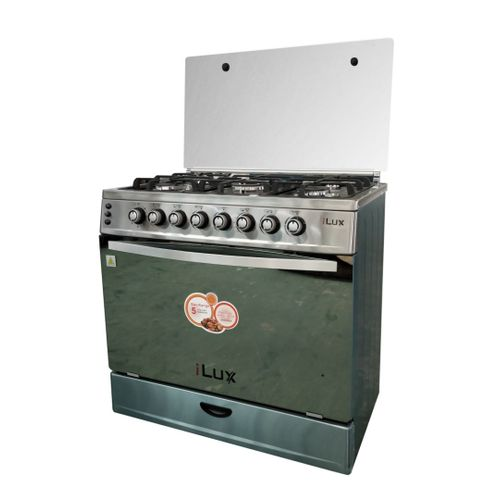 cuisinière électrique 5 feux