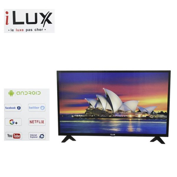 smart android tv; smart android led tv ilux