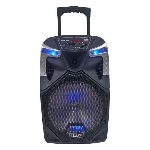 Ilux Enceinte Bluetooth Rechargeable - LX-1200 - USB - FM