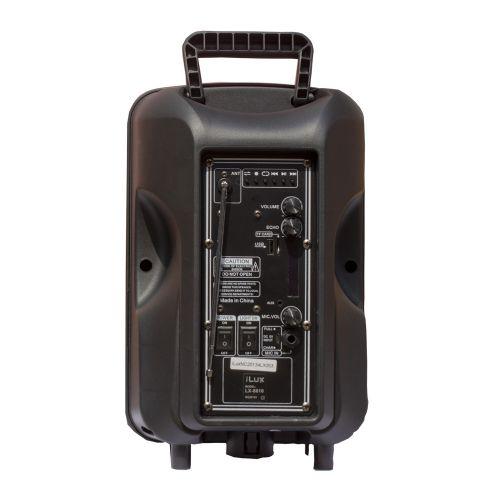 PARTAGEZ CE PRODUIT Boutique Officielle Ilux Enceinte Bluetooth Rechargeable - LX-8010 - USB - FM