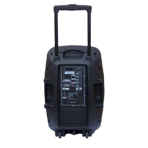Ilux Enceinte Bluetooth Rechargeable - LX-1500 - USB - FM