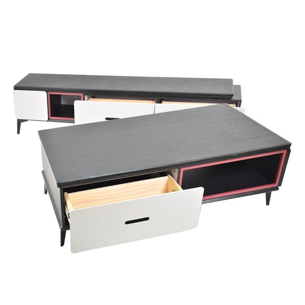 Table centrale + table Tv CT X3317