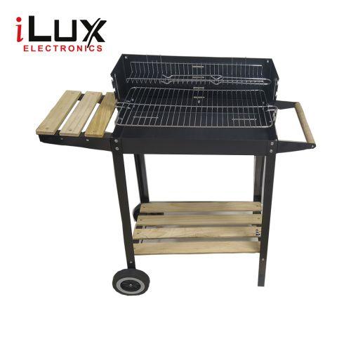 Ilux Barbecue à Charbon - BBQ IL-4801