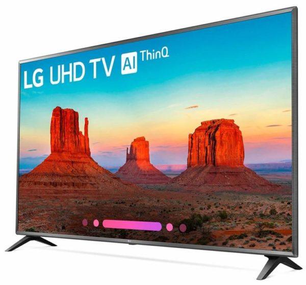 TV LED SMART 4K 86UM7580