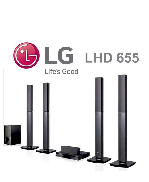 LG Home Cinéma LHD-655